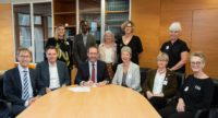 Government and unions commit to working together for health workforce