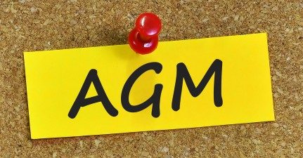AGM post it image